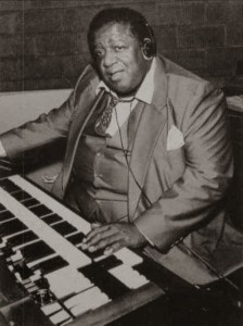 Groove Holmes