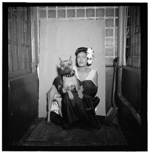 Billie Holiday and Mister